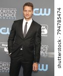 justin hartley at the 23rd... | Shutterstock . vector #794785474
