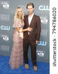 kaley cuoco and karl cook at... | Shutterstock . vector #794786020