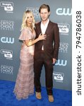 kaley cuoco and karl cook at... | Shutterstock . vector #794786038