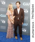 kaley cuoco and karl cook at... | Shutterstock . vector #794786044