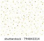 festive bright background for... | Shutterstock .eps vector #794843314
