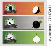 vector icon illustration logo...   Shutterstock .eps vector #794872654