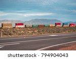 port augusta  australia   dec... | Shutterstock . vector #794904043