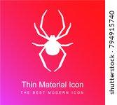 spider arthropod animal...   Shutterstock .eps vector #794915740