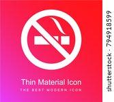 forbidden smoking signal red...   Shutterstock .eps vector #794918599
