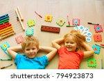 Kids Learning Numbers  Mental...