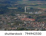 Rottweil Cityscape With...