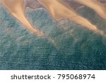 aerial view of the banc d... | Shutterstock . vector #795068974