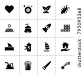logo icons. vector collection...