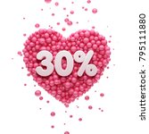 30  Or Thirty Percent Pink...