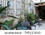 nazareth  israel  december 23 ... | Shutterstock . vector #795117610