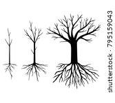 vector illustrations of set... | Shutterstock .eps vector #795159043