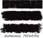grunge banners.grunge...   Shutterstock .eps vector #795165703