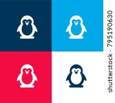 penguin four color material and ...