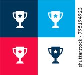 ranking cup four color material ...