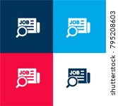 job search in newspapers four...