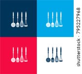 four cooking accessories set...