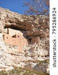 camp verde  arizona.  u.s.a. ... | Shutterstock . vector #795286924