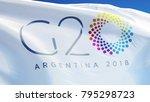 argentina buenos aires november ... | Shutterstock . vector #795298723