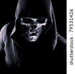 Portrait Of Skull
