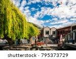 queenstown  new zealand ... | Shutterstock . vector #795373729