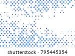 light blue vector red banner... | Shutterstock .eps vector #795445354