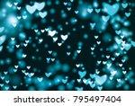 abstract background vector... | Shutterstock .eps vector #795497404