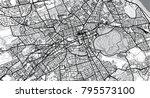 urban vector city map of...   Shutterstock .eps vector #795573100