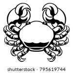 circle cancer crab horoscope