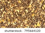 Stock photo feed horse barley apple molasses etc 795664120
