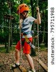 active children's recreation....   Shutterstock . vector #795711988