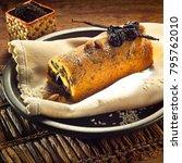 cake still life  | Shutterstock . vector #795762010