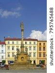 olomouc  czech republic  ... | Shutterstock . vector #795765688