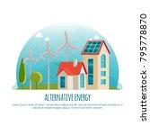 alternative energy  green...