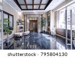 russia moscow   the interior... | Shutterstock . vector #795804130