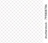 subtle vector minimalist... | Shutterstock .eps vector #795808786