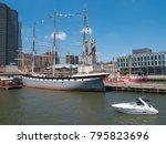 new york  ny  usa   july 19 ... | Shutterstock . vector #795823696