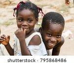 accra  ghana   december 28 ...   Shutterstock . vector #795868486