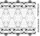 black and white square pattern... | Shutterstock . vector #795899614