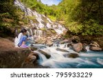 Mae Ya Waterfall Is Beautiful...