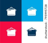 slow cooker four color material ...   Shutterstock .eps vector #795995728