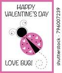 Happy Valentines Day Love Bug