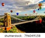 the international balloon... | Shutterstock . vector #796049158