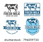 vintage vector design of label  ... | Shutterstock .eps vector #796059733