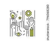 vector icon style illustration...   Shutterstock .eps vector #796068280