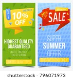 set of isolated labels for...   Shutterstock .eps vector #796071973