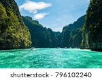 Koh Phi Phi Lee Island In Krab...