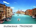 basilica santa maria della... | Shutterstock . vector #796106260