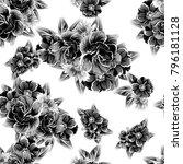 abstract elegance seamless... | Shutterstock . vector #796181128