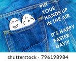 Funny Eggs Celebrate In The...